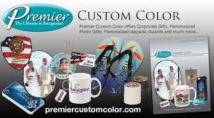 Custom color products